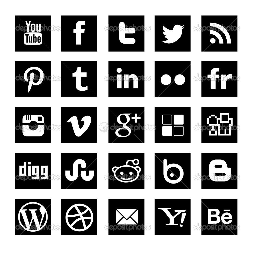 1024x1024 Social Media Graphic Free Stock Set
