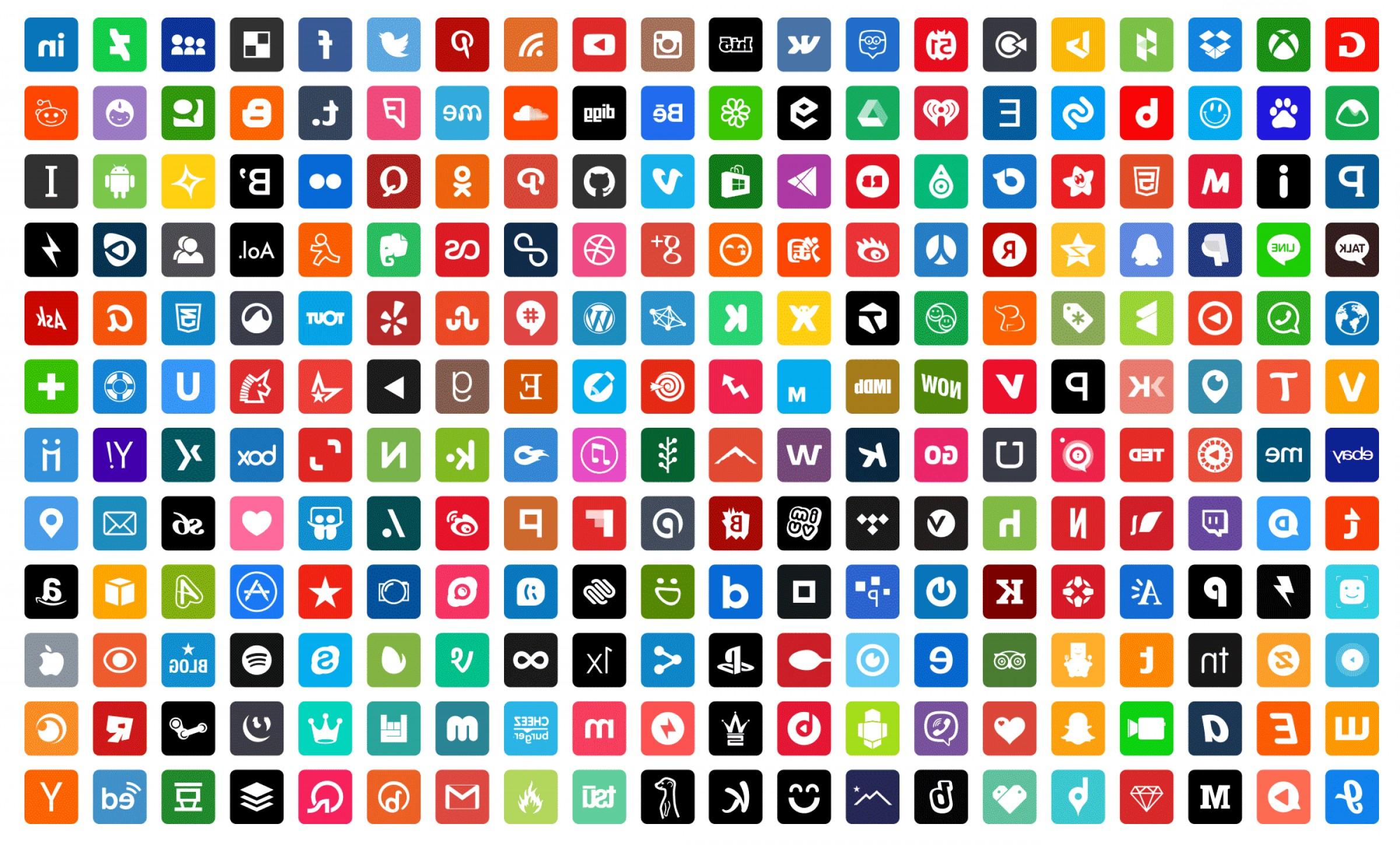 2400x1448 Free Social Media Icons Logo Vectors Free Download Createmepink