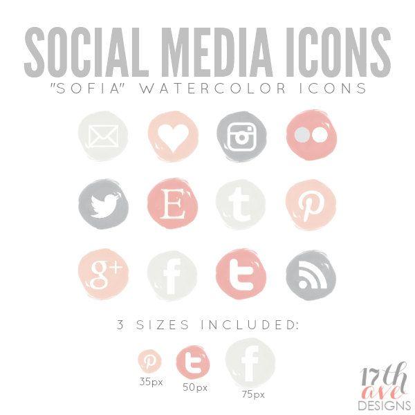 600x600 54 Best Social Media Icons Images Social Media Logo