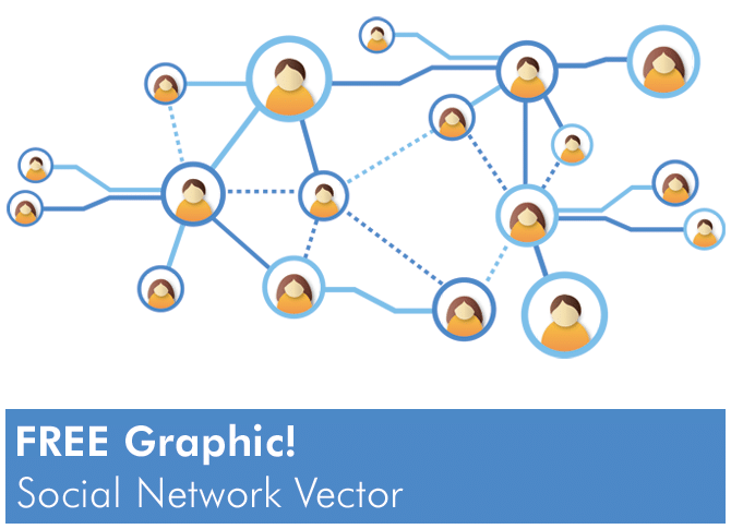 670x485 Free Graphic Social Network Vector