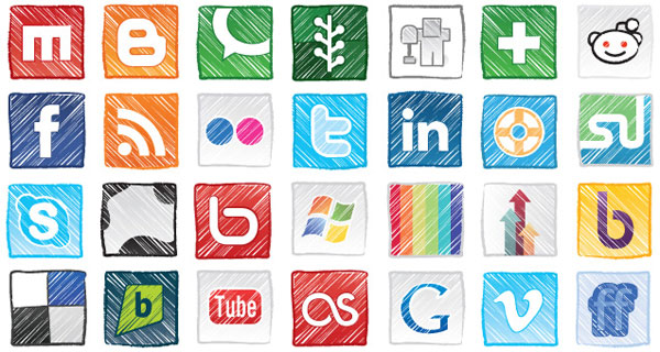 600x320 Social Media Social Media Logo Vectors Png Free Download