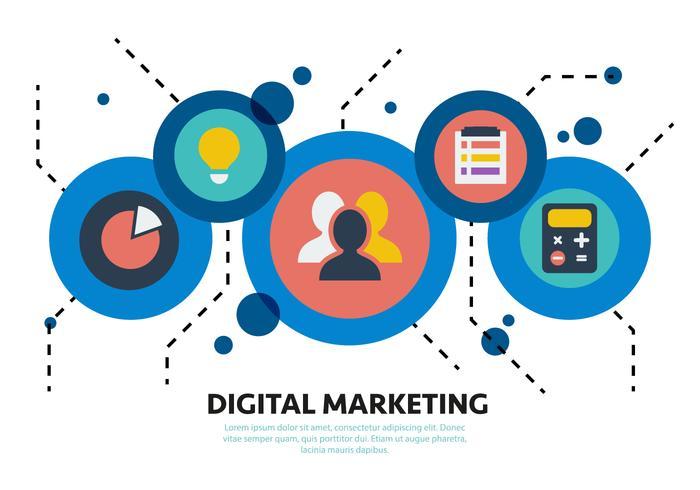 700x490 Free Social Media Marketing Vector Elements