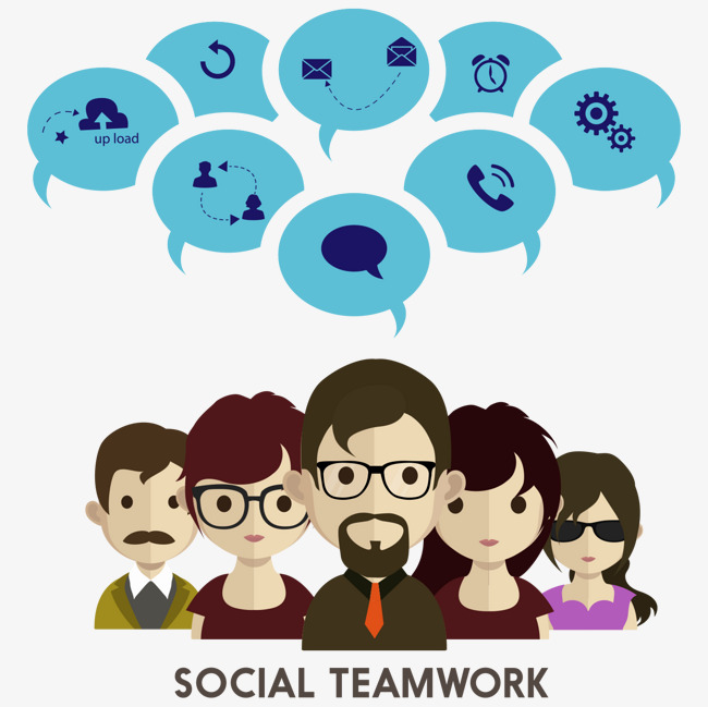 650x649 Social Work Team, Socially, Team, Jobs Png And Vector For Free