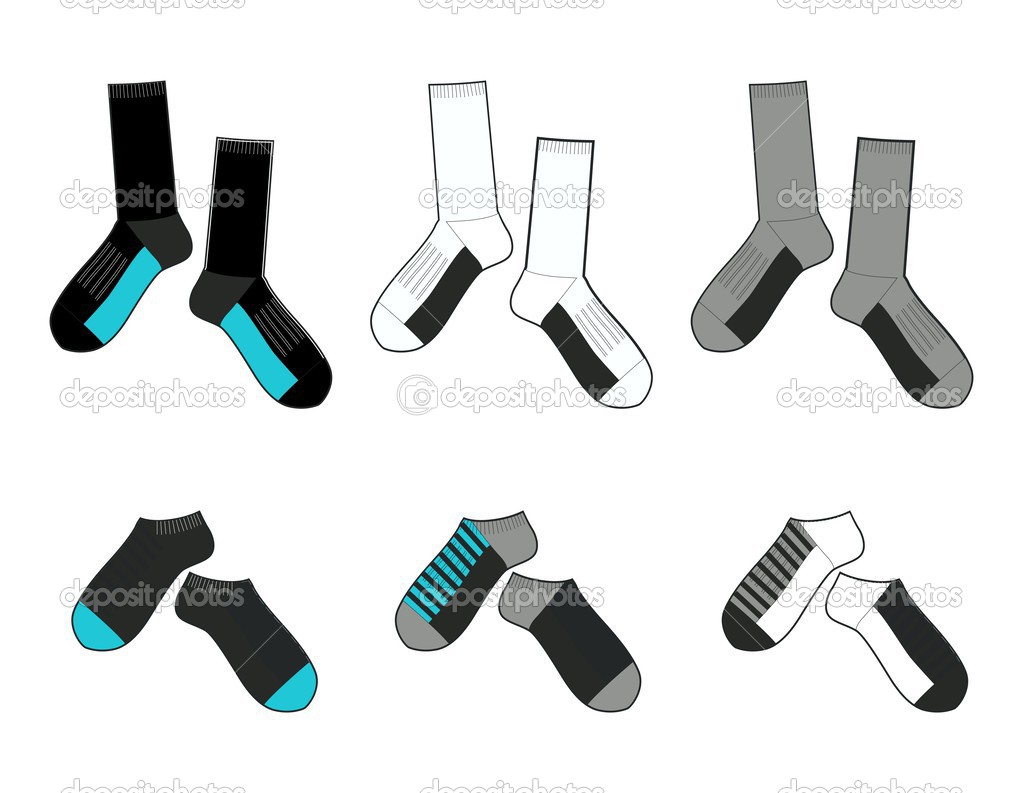 The best free Sock vector images  Download from 69 free