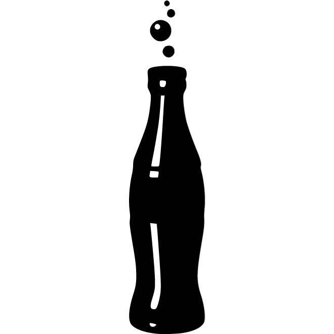 660x660 Soda Bottle