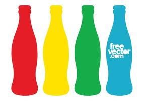 286x200 Soda Bottle Free Vector Art