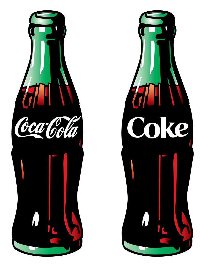 850x1105 Coca Cola Bottle Vector Coca Cola Art Gallery