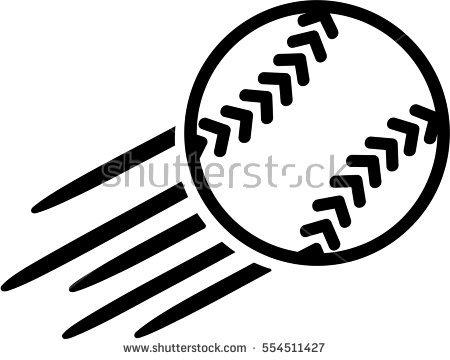 450x360 Flying Softball Clipart Amp Flying Softball Clip Art Images