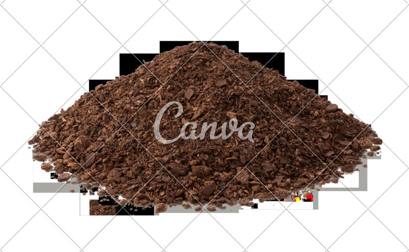 800x493 Soil Vector Dirt Mound ~ Frames ~ Illustrations ~ Hd Images