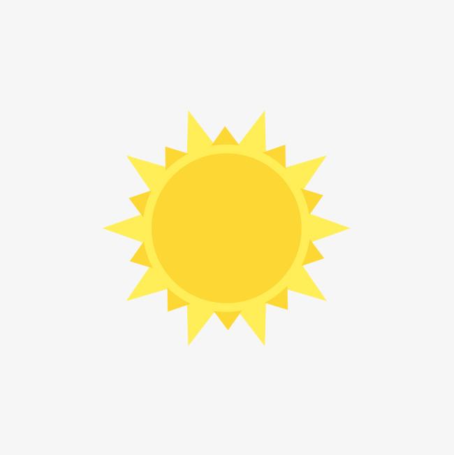650x651 O Sol Amarelo Amarelo O Sol Vector Png E Vetor Para Download Gratuito