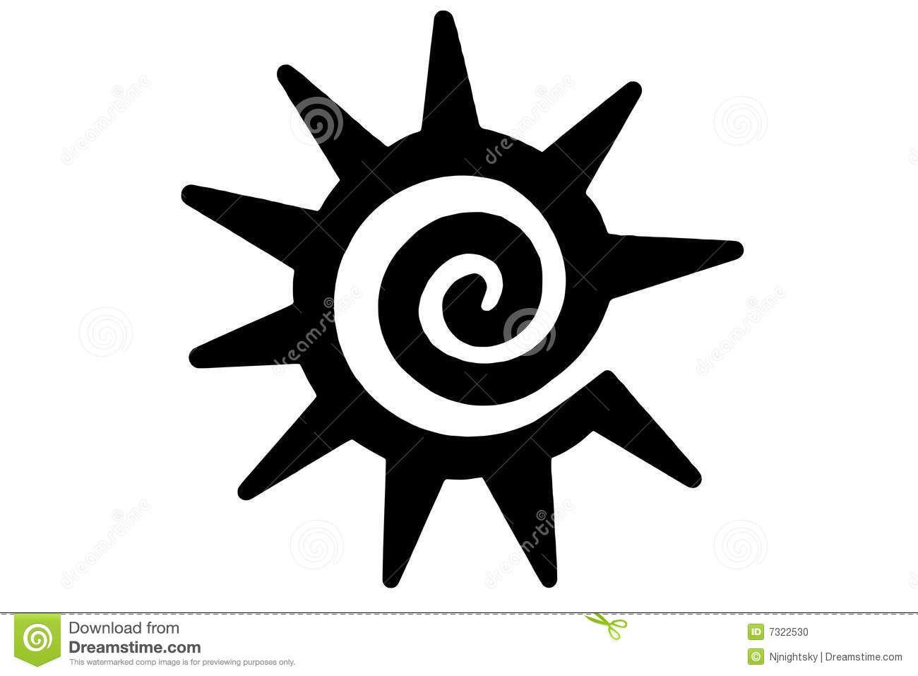 1300x957 Resultado De Imagen Para Sol Vector Tribal Joya Y