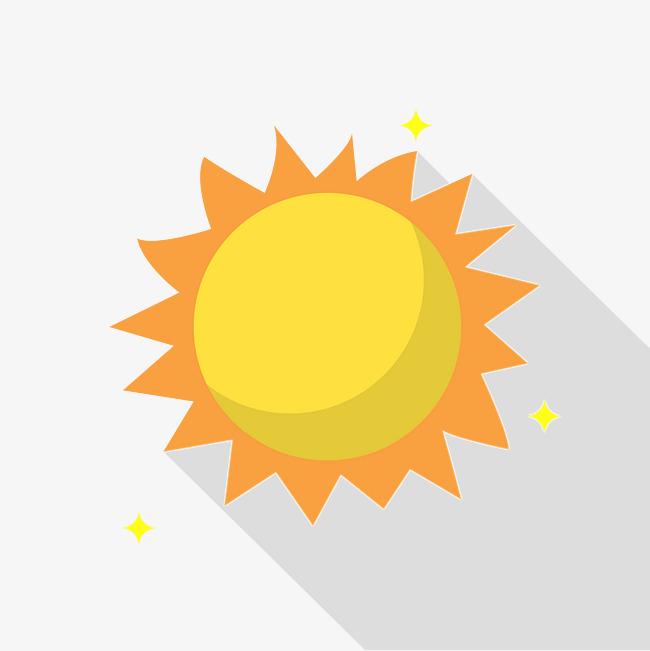 650x651 Vector Sun Sun, Sun Clipart, Sun, Yellow Png And Vector For Free