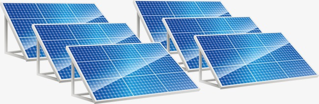 650x213 Solar Panels, Solar, Engine, Solar Generator Png And Vector For