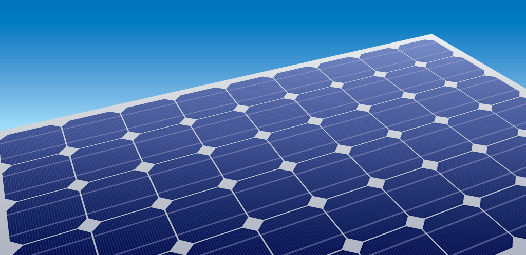1024x498 Solar Panel Photovoltaic Close Up