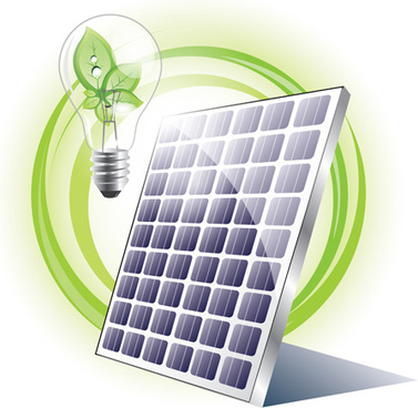 377x368 Solar Panel Vector Free Vector Download (770 Free Vector) For