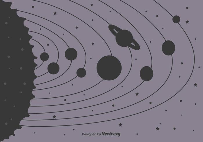 700x490 Solar System Background