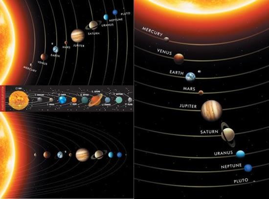 550x408 Vector Solar System Free Vector In Encapsulated Postscript Eps