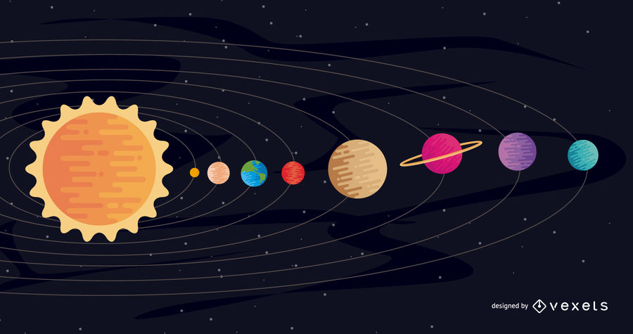 900x475 Planet Of Solar System