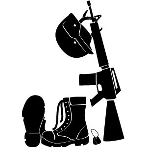 300x300 Soldier Gear Vector