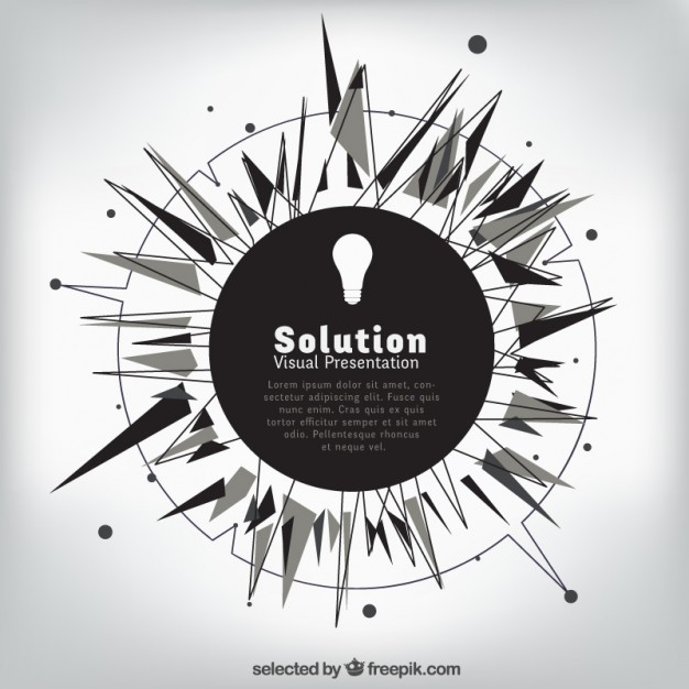 626x626 Solution Background Vector Free Download