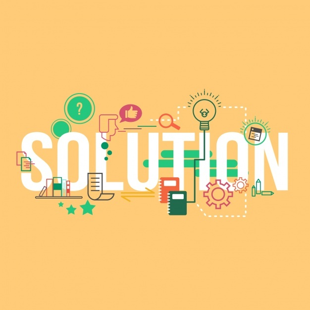 626x626 Solutions Vectors, Photos And Psd Files Free Download