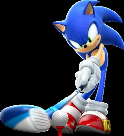 Sonic Vector Art