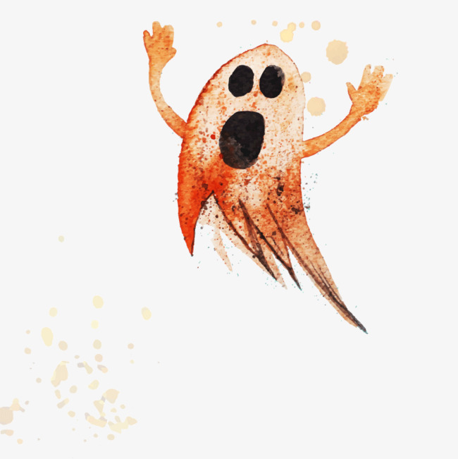 650x651 Creative Ghost, Soul, Vector, Halloween Png And Vector For Free