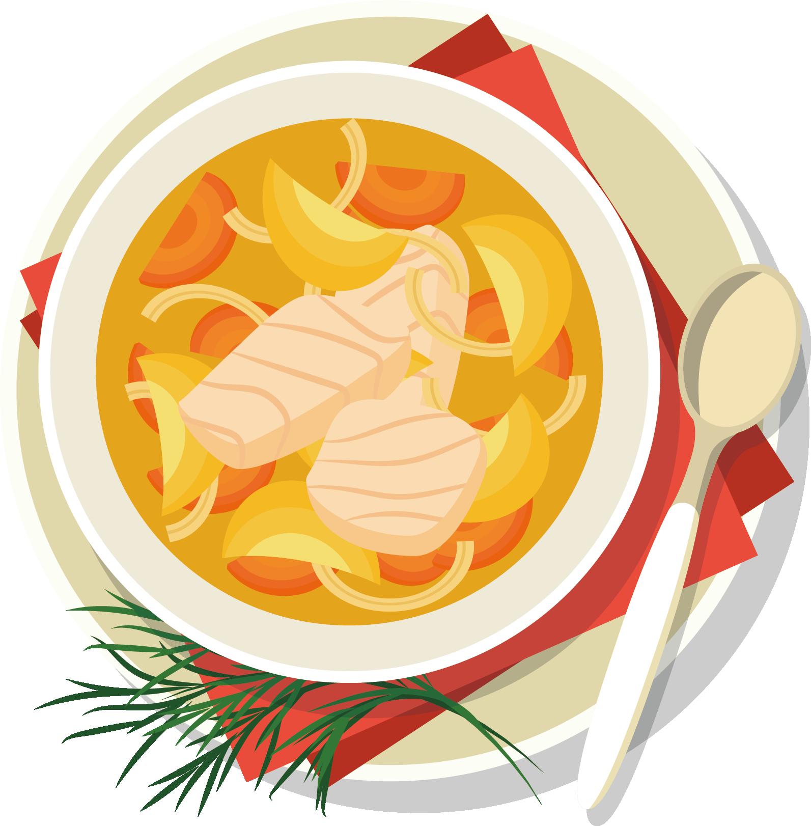1593x1622 Shark Fin Soup Tomato Soup Corn Chowder Dish