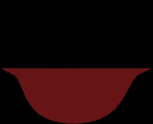 500x405 Bowl Of Steaming Soup Vector Illustration Public Domain Vectors