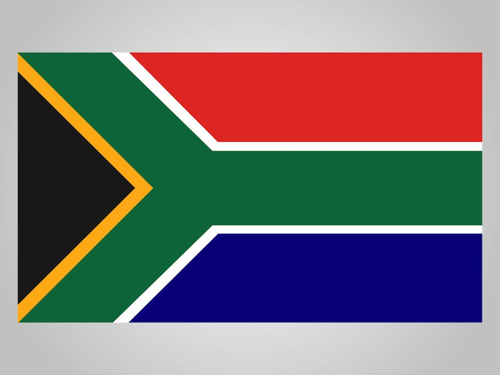1024x767 Flag Of South Africa Vector Art Amp Graphics