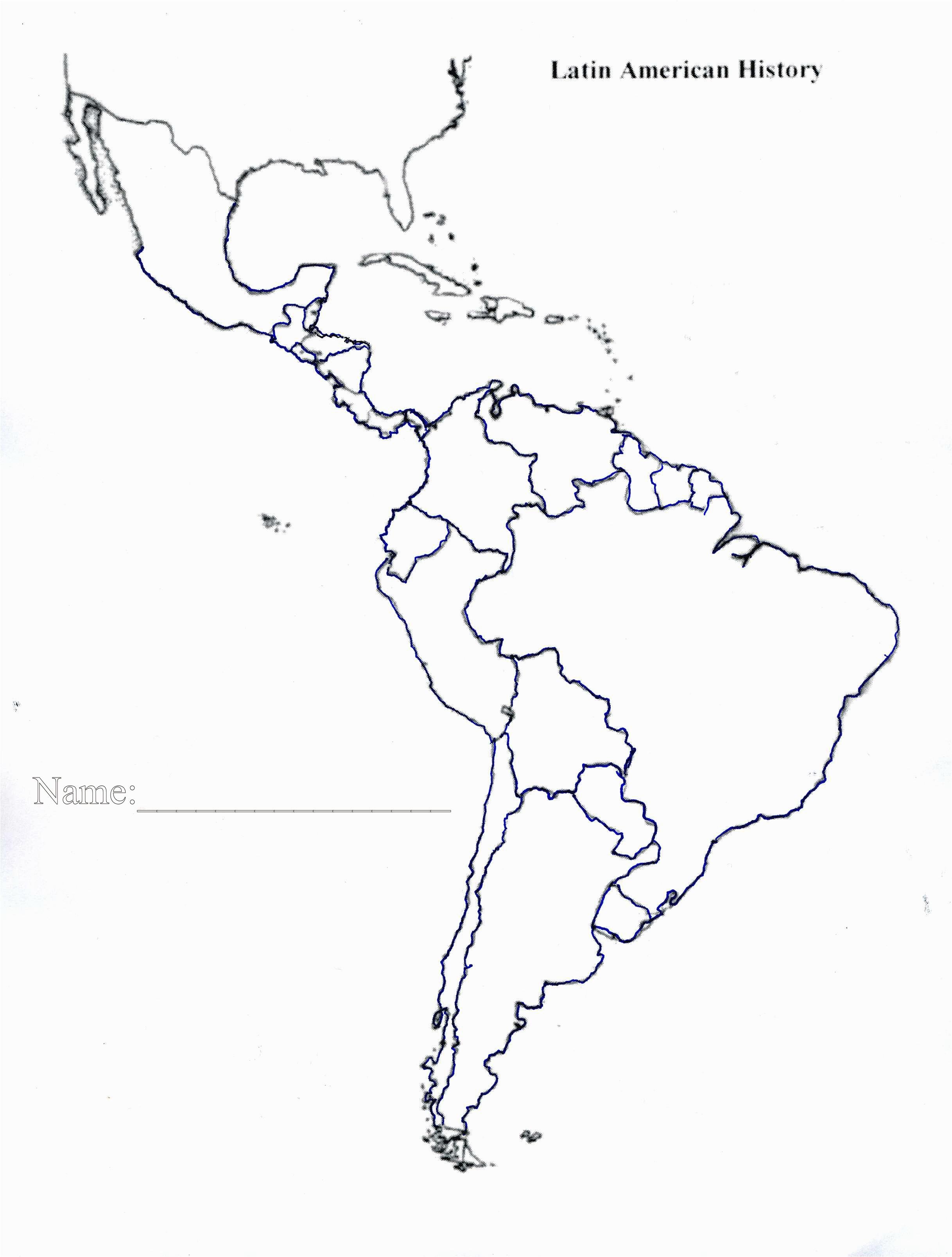 2435x3214 Northern South America Map Printable Printable World Map Vector