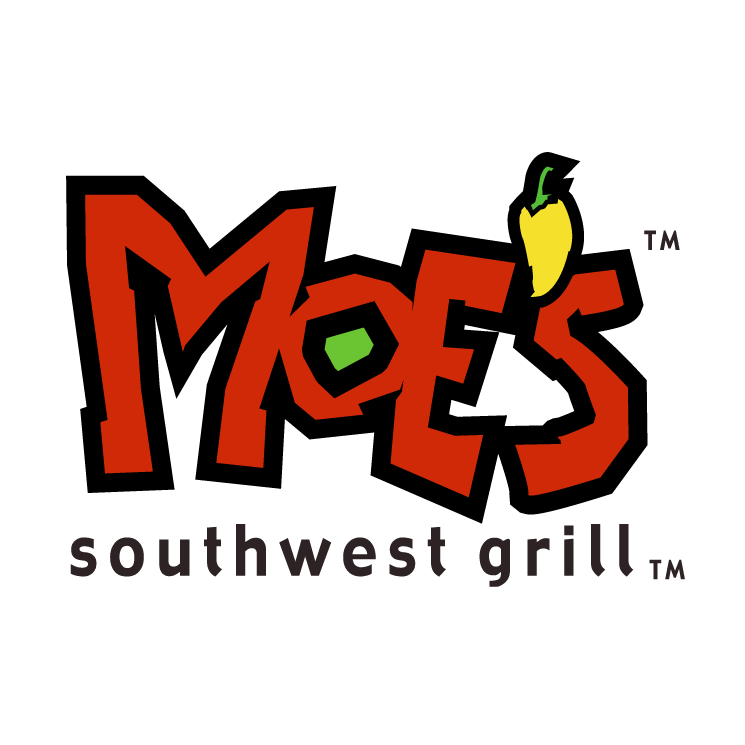 745x745 Moes Southwest Grill Free Vector 4vector