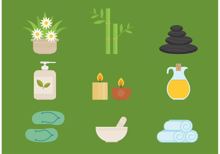 700x490 Spa Free Vector Art