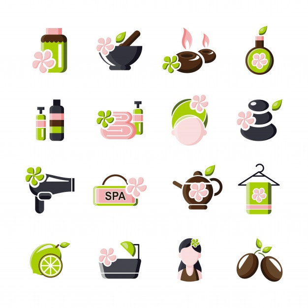626x626 Spa Massage Vectors, Photos And Psd Files Free Download