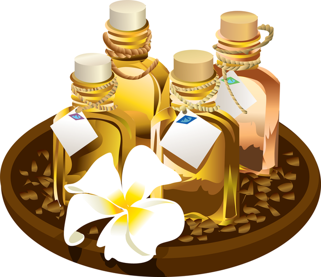 659x570 Spa Vector Goods