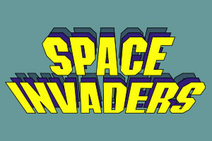 300x200 Space Invaders Graphics And Image Resource From The 1978 Taito