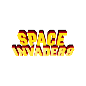 280x280 Space Invaders Logo Vector Free Download