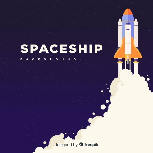 626x626 Space Shuttle Vectors, Photos And Psd Files Free Download