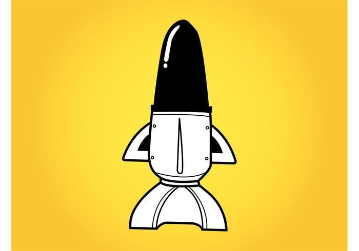 700x490 Cartoon Space Shuttle