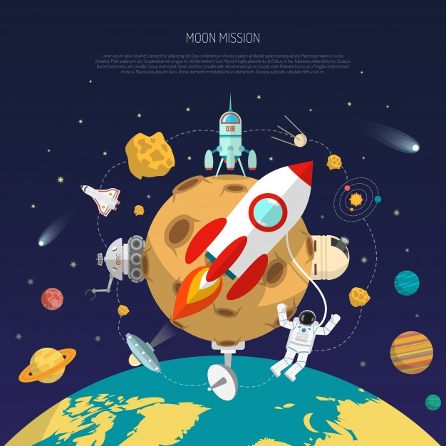 626x626 Space Station Vectors, Photos And Psd Files Free Download