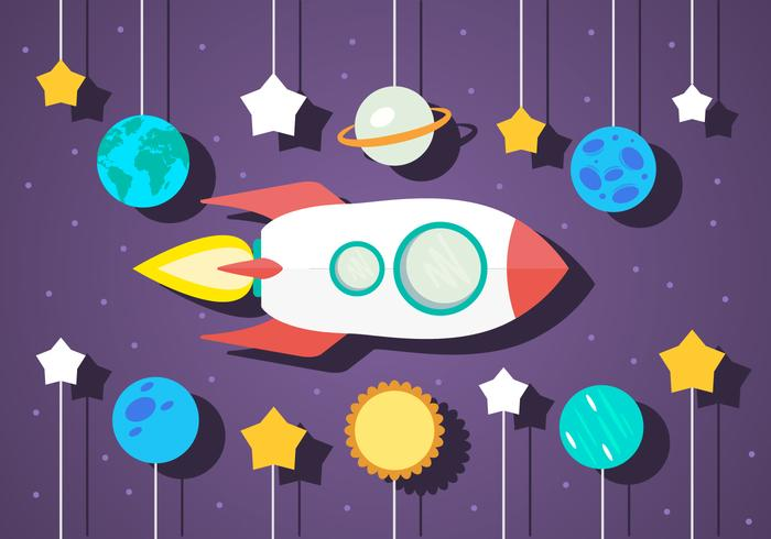 700x490 Space Free Vector Art