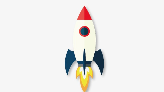 650x366 Rocket, Spaceship, Vector Rocket Png And Vector For Free Download