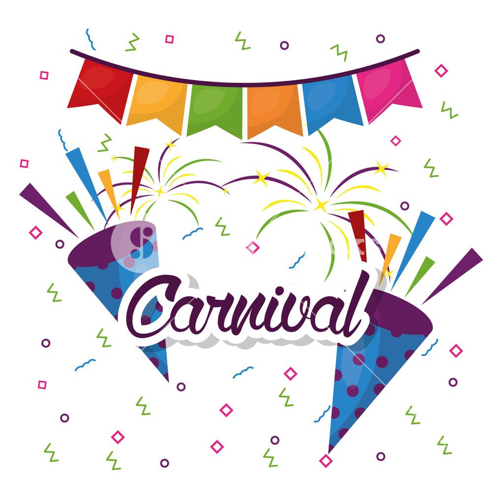 1000x1000 Carnival Fireworks Festive Celebration Sparkle Vector Illustration