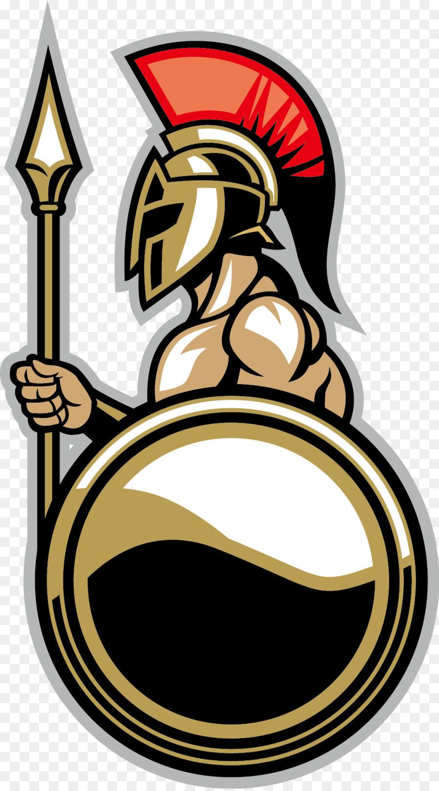 900x1620 Soldier Spartan Army Roman Army Royalty Free