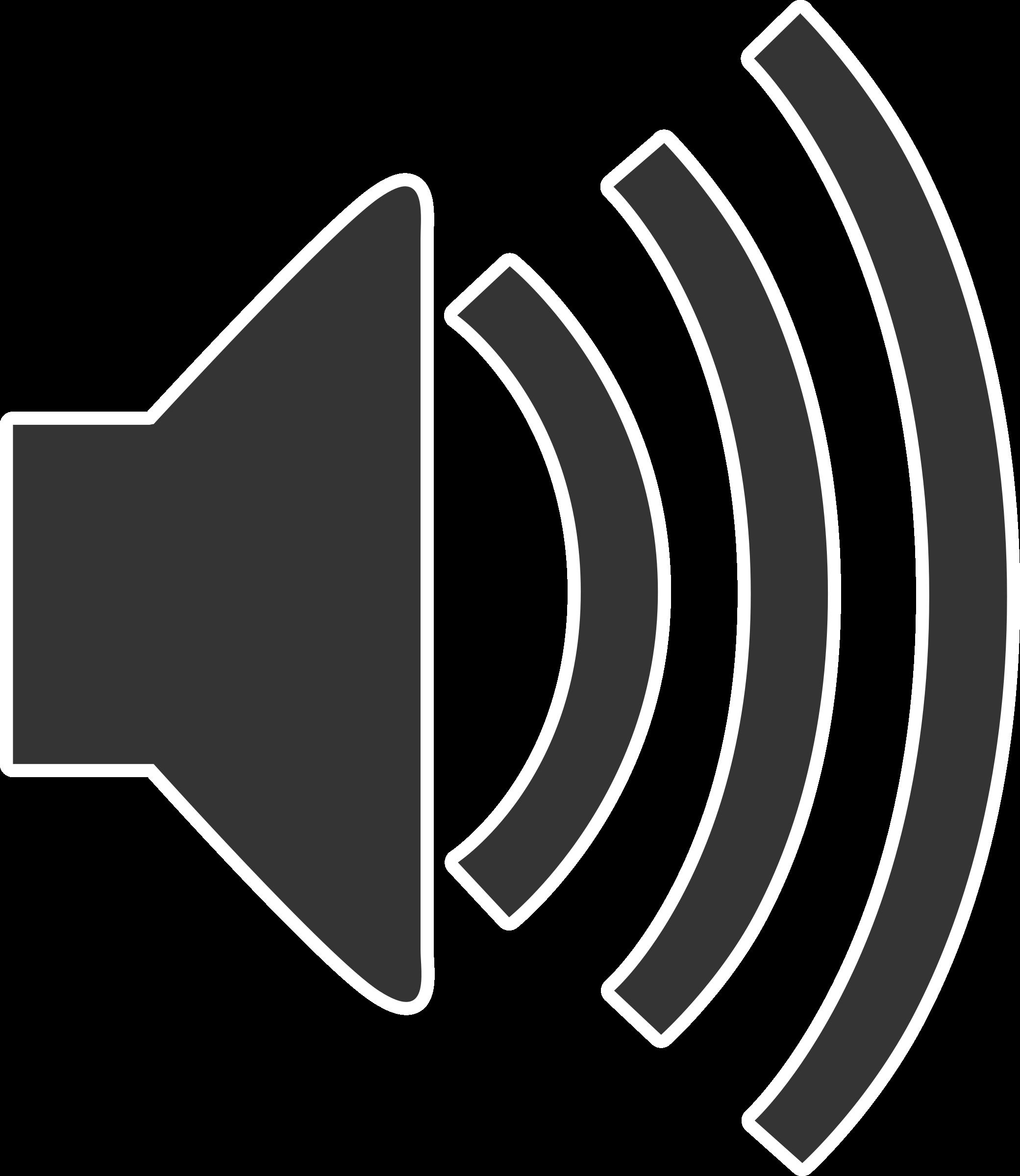 2081x2400 Speaker Icon Vector Art. Image