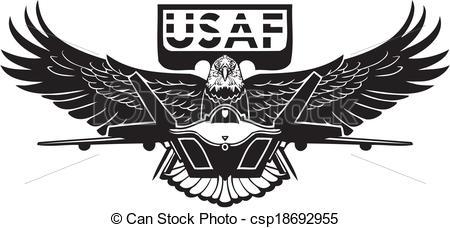 450x228 U S Special Forces Vector Clipart Clip Art