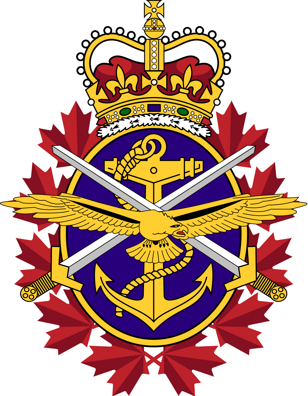 1200x1540 Unification Of The Canadian Armed Forces