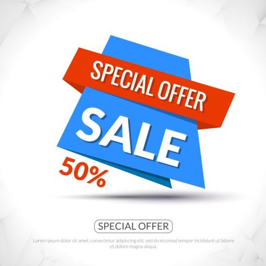 539x539 Special Offer Sale Labels Vector 10 Free Download