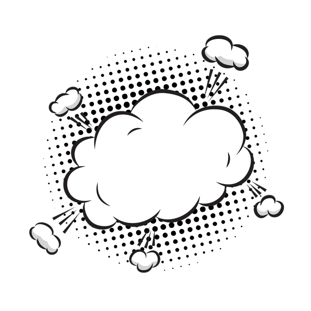 640x640 Creative Speech Bubble Vector, Bubble, Speech, Chat Png And Vector