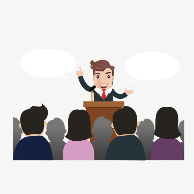 650x651 Man Speech, Man Vector, Dialog, Meetings Png And Vector For Free